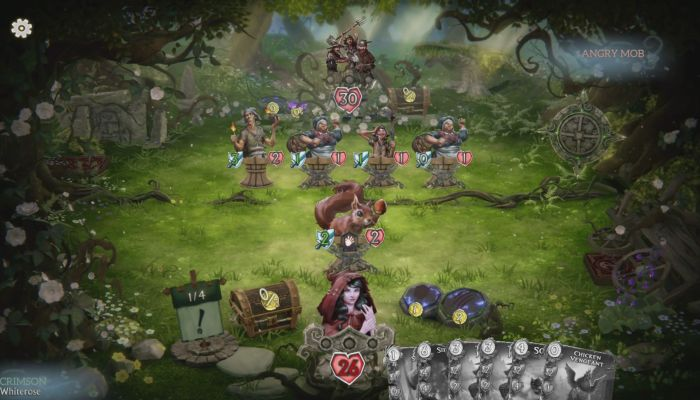Fable Fortune Collectible Card Game Launches on XBox One, Steam & Win10