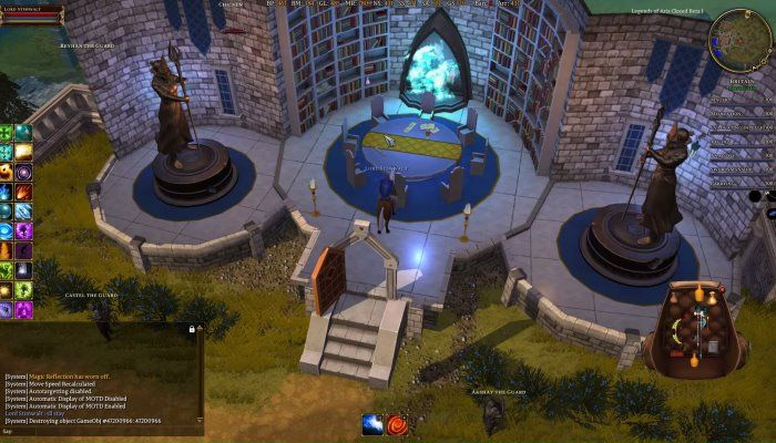 Legends of Ultima 'Plays Like Ultima Online 2' within LoA - MMORPG com
