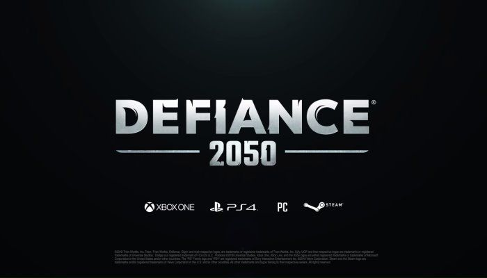 Trion Announces Defiance 2050, a Recreation of the Original Game from the Ground Up - Defiance News