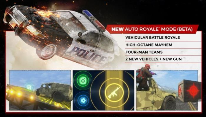 Daybreak Invites You to H1Z1 Auto Royale, A Vehicular Battle Royale - MMORPG.com