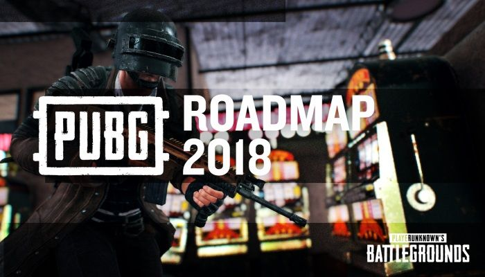 2018 PUBG Roadmap Finally Revealed & Boy, Is It Packed - MMORPG.com
