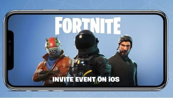 iOS Beta for Mobile Version - Sign Up Today - Fortnite - MMORPG.com