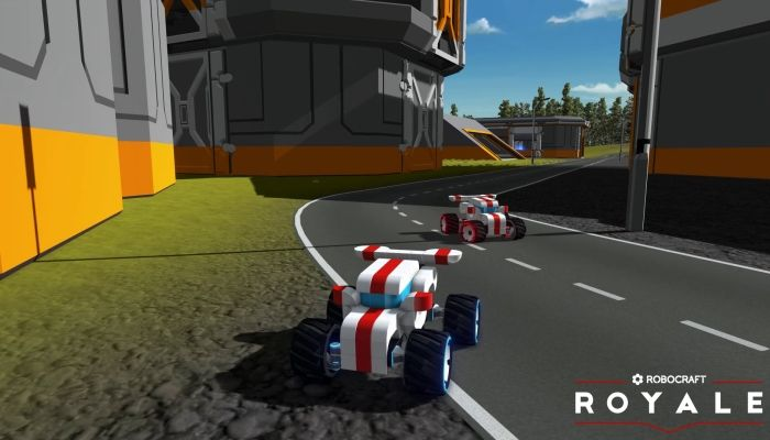 Early Access Begins for Robocraft Royale - Mechs, Tanks, Dinosaurs, Helicopters & More