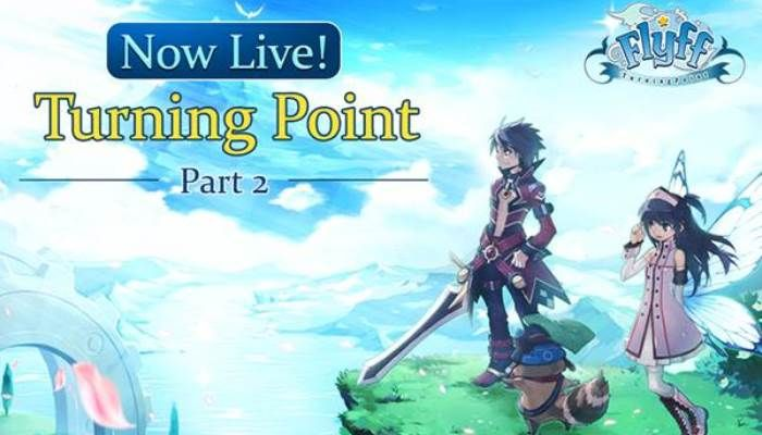 Turning Point Part 2 Launches in Europe & North America - Flyff Gold News