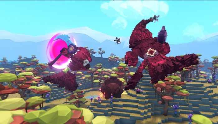 PixARK Launches into Steam Early Access and on XBox Game Preview