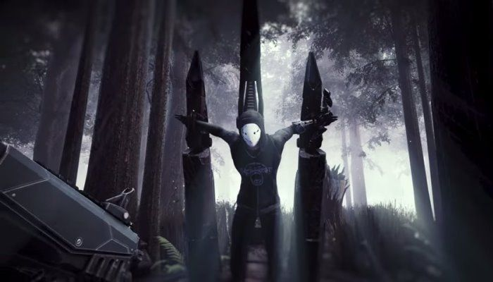 Deathgarden is a 5v1 Asymmetrical Shooter from the Dead By Daylight Team