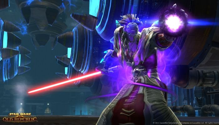 6.0 Expansion to Focus on Empire vs Republic - Star Wars: The Old Republic News