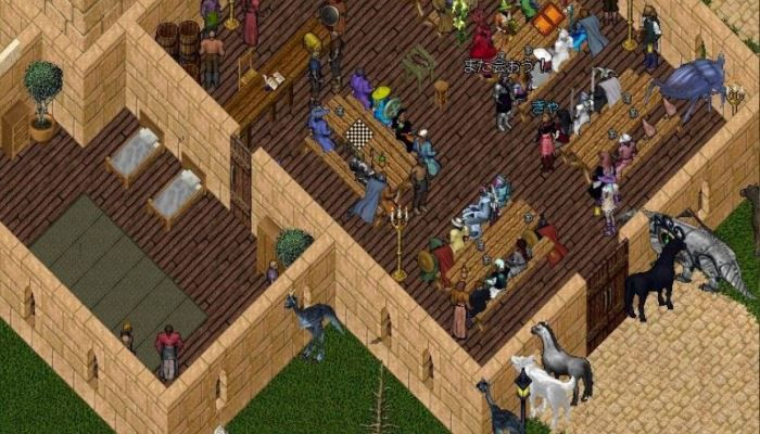 UO Going F2P So Why Look for Old School When You Can Return to the Original? - Ultima Online News