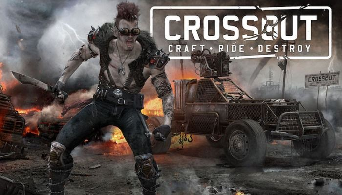 16v16 'Battle Royale' Mode Now Available - Crossout News