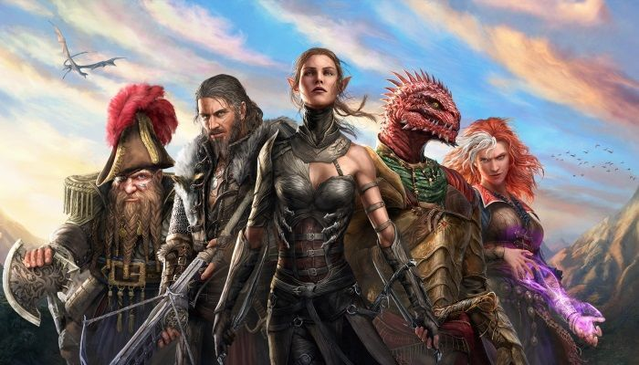 Award Winning cRPG Heading to XBox One & PlayStation 4 in August - Divinity Original Sin 2 News