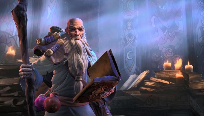 PAX East 2018 - Blizzard Introduces New Hero: Deckard Cain! - Heroes of the Storm - MMORPG.com