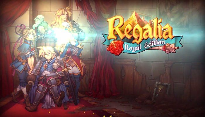 Regalia: Of Men & Monarchs Launches on PlayStation 4
