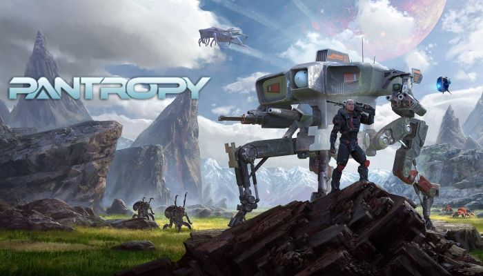 Pantropy - PvP / PvE Sci-Fi Multiplayer Game Heads to Kickstarter