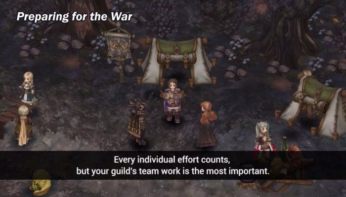 Guild Territory Wars Beta Tests Begin  - Tree of Savior - MMORPG.com