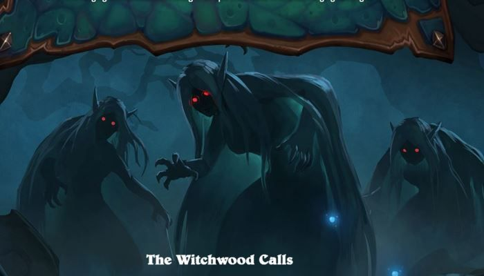 The Witchwood Launches with 135 New Cards & Begins The Year of the Raven - Hearthstone - MMORPG.com