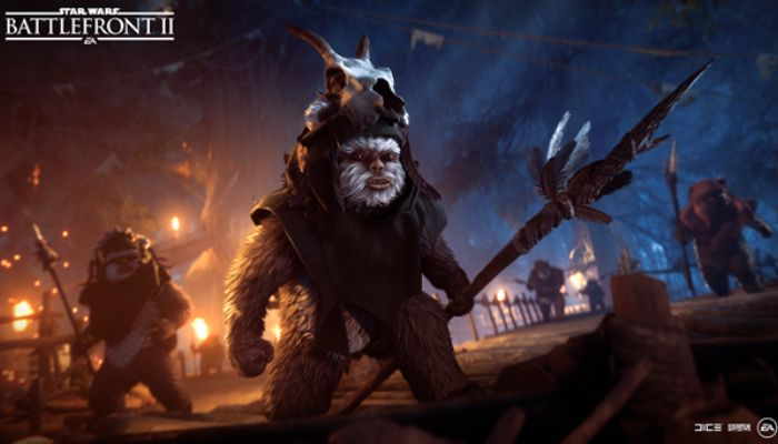 Time to be a Furry Now that Ewoks Ready to Join the Fight - Star Wars: Battlefront II News