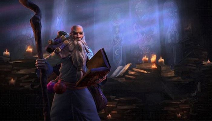 Deckard Cain to Arrive in Next Update with New Skins, Portraits, Sprays & More - Heroes of the Storm - MMORPG.com