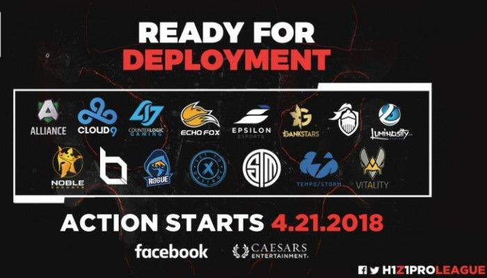 Check Out the H1Z1 Pro League Opening Event Tonight! - MMORPG.com