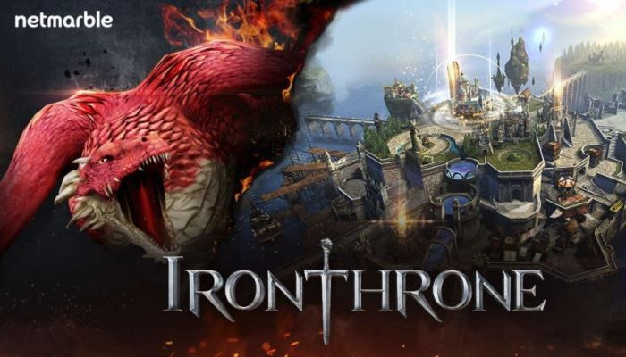 Netmarble's MMORTS Iron Throne Ready for Mobile Launch in May