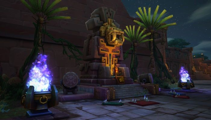 Zuldazar Visitor's Guide - Learn More About Remnants of the Zandalari Empire - World of Warcraft - MMORPG.com