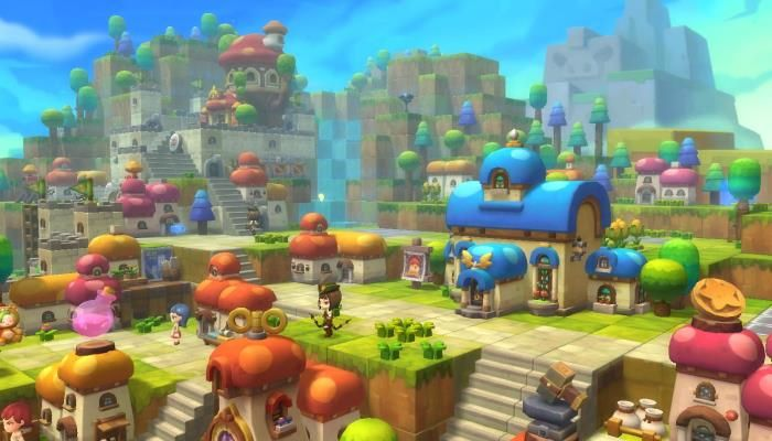 MapleStory 2 Closed Beta Registrations Now Open
