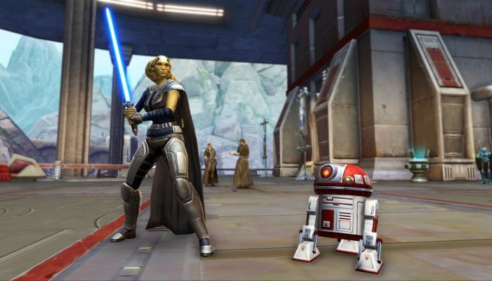 Log in for May the 4th Holiday and Take Home an M4-Y7 Astromech Droid - MMORPG.com