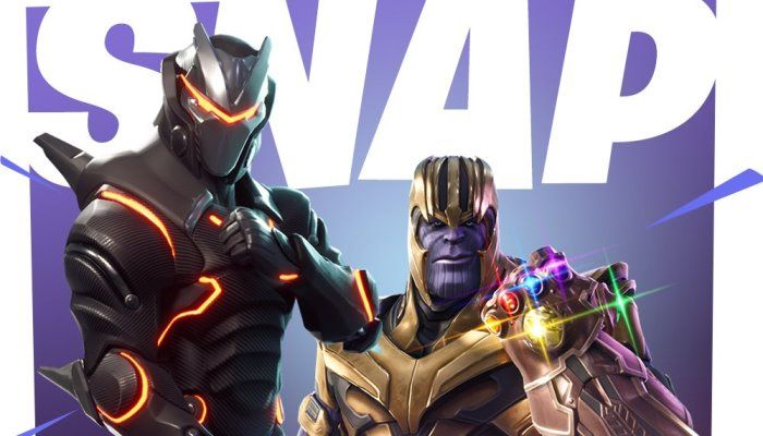 Infinity War Comes to Battle Royale Tomorrow for Limited Time Mode - Fortnite - MMORPG.com