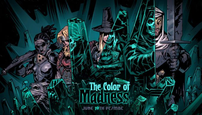 The Color of Madness DLC Coming to PC/Mac on June 19th - Darkest Dungeon News