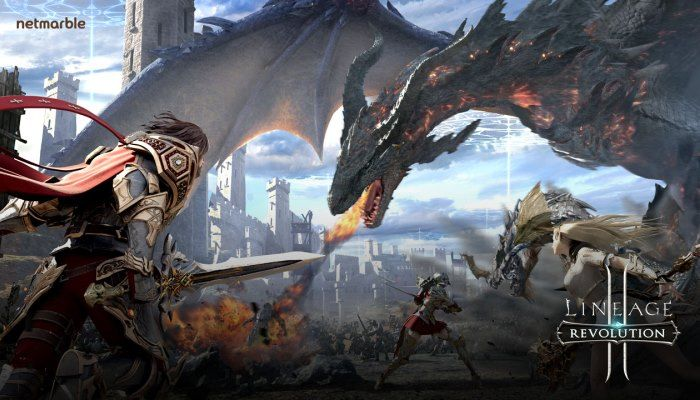 200-Player Castle Siege Mode Launches Along with New Servers - Lineage 2 Revolution - MMORPG.com