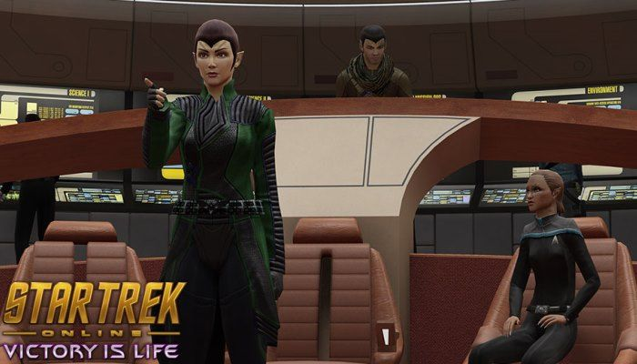 Romulans Will Soon Be Able to Fly the Ships of Their Enemies - MMORPG.com