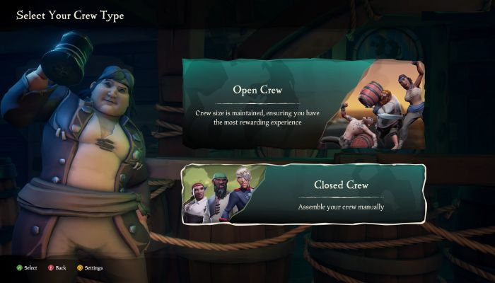 Open and Closed Crew Option Finally Arrives in Today's Patch - MMORPG.com