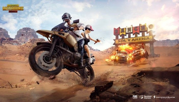 Miramar Map Arrives for Mobile Gamers - PlayerUnknown's Battlegrounds News