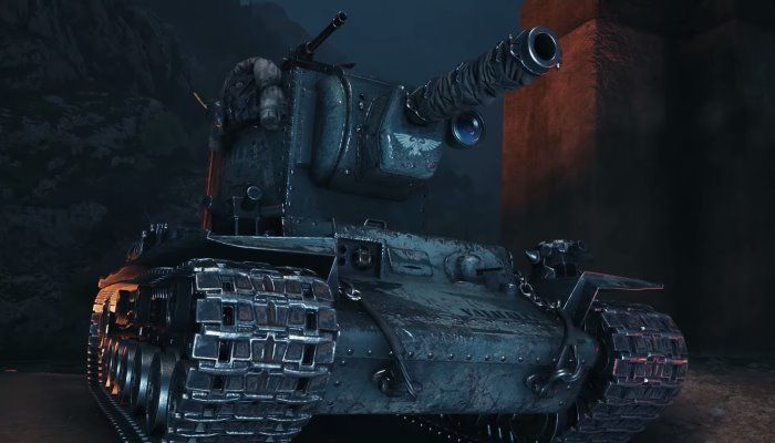 Check Out Warhammer 40K in World of Tanks - World of Tanks News