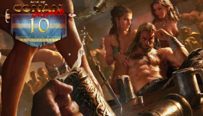 Celebrating 10 Years of Age of Conan - Age of Conan: Unchained - MMORPG.com