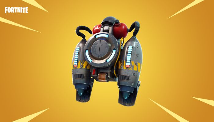 Jetpacks Take Flight as Limited Time Item in Today's Update - Fortnite - MMORPG.com