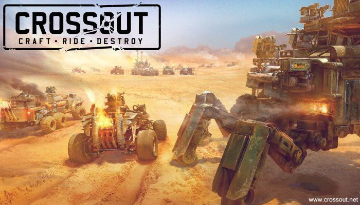 Leviathans Mode Lets Players Duke It Out in the Game's Biggest Vehicles - Crossout News
