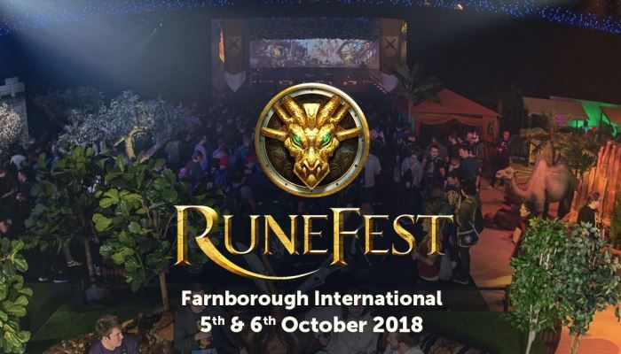 Runefest 2018 Tickets Now On Sale - MMORPG.com