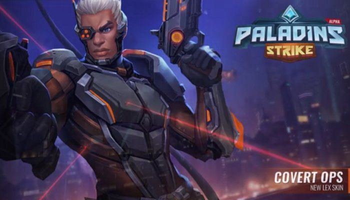With Egg On Its Face, Hi-Rez Fires Paladins Strike Outsourcer for Using Overwatch Art