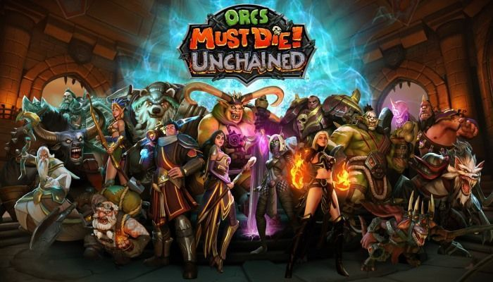 Tencent Announces Closure of Chinese OMDU Servers on July 19th - Orcs Must Die: Unchained News