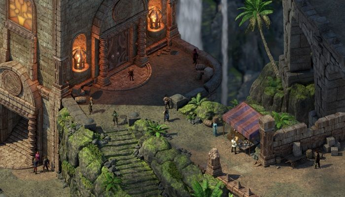 Pillars of Eternity 2: Rum Runners Free DLC Launches Today