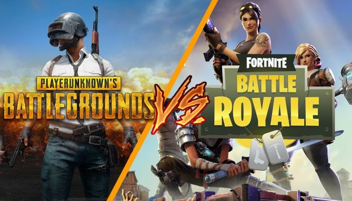 PUBG Corp Has Filed a Copyright Infringement Suit Against Epic's Fortnite - PlayerUnknown's Battlegrounds News