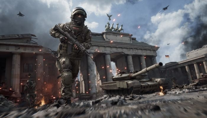 - World War 3 to Offer a 'Fresh Approach to Authentic Warfare & Battle Royale'