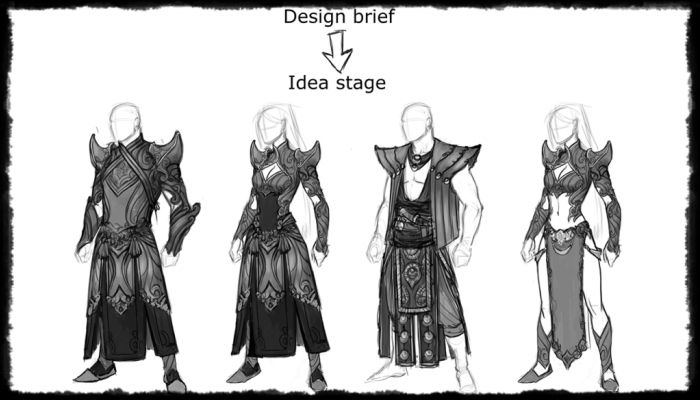 Dress to Impress - Armor Design from Concept to In-Game - Conan Exiles - MMORPG.com