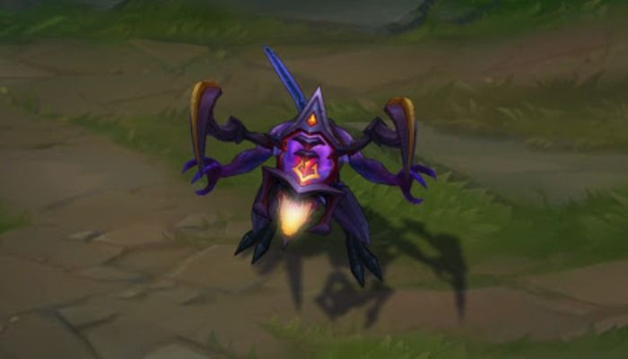 100% of Cho'Gath 'Dark Star' Skin Sales to Go to Worldwide Charities - League of Legends News