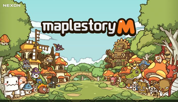 MapleStory M Coming to Mobile Devices in 2018, Pre-Registrations Begin