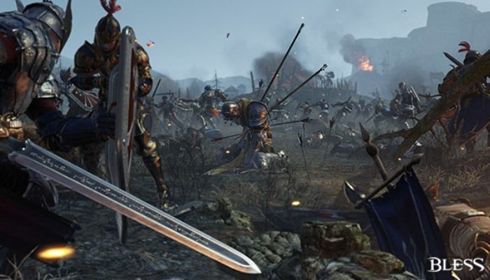 Siege of Castra Large-Scale Battlefield Previewed