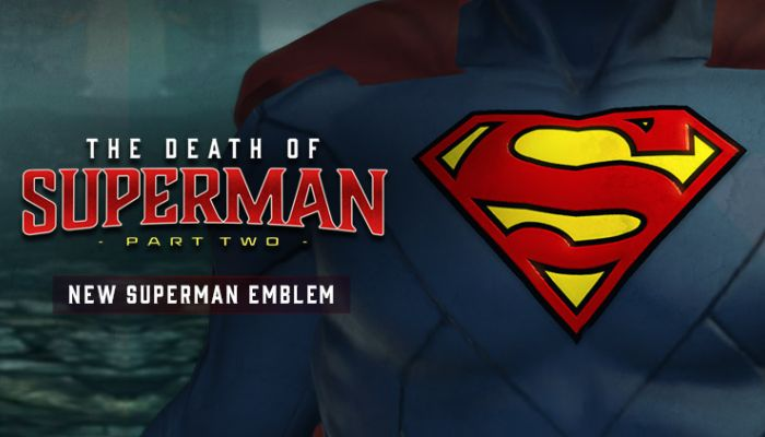 Stop Doomsday and Earn Superman's 80th Anniversary Emblem