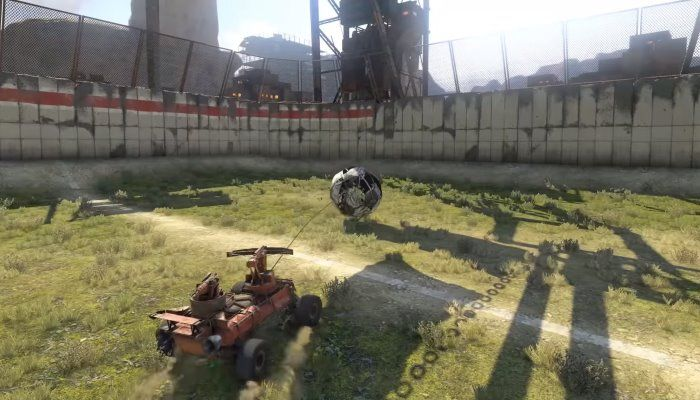 Taking a Page from Rocket League, Crossout Introduces Football - Crossout News