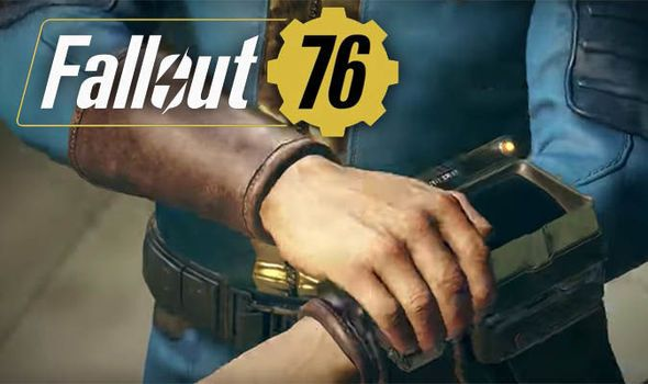 Fallout 76 is indeed an MMORPG, and it sounds pretty great!