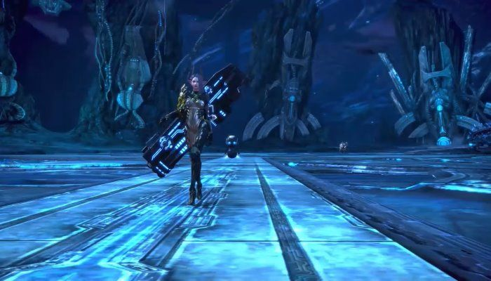 TERA - Gunner Class Coming to Consoles on June 26th